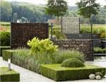 dekorativní zahrada