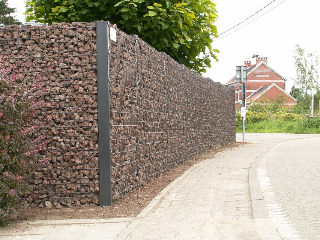 1000 images about gabion on pinterest gabion wall Gabion wall design